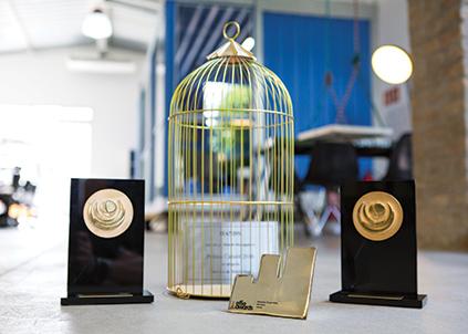 Hands foi a mais premiada em live experience em 2016, com conquistas no Ampro Globes Awards - onde também foi eleita a agência do ano em live marketing -; Effie Awards e indicação ao Caboré na categoria de serviços de marketing