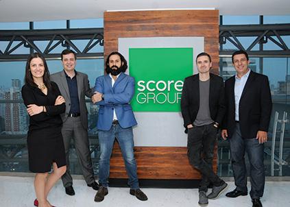 Carolina Vanuci, Britto Jr., Lucas Elias, Fabricio Klug e Mauro Faustino lideram a agência, considerada uma das maiores de BTL da América Latina