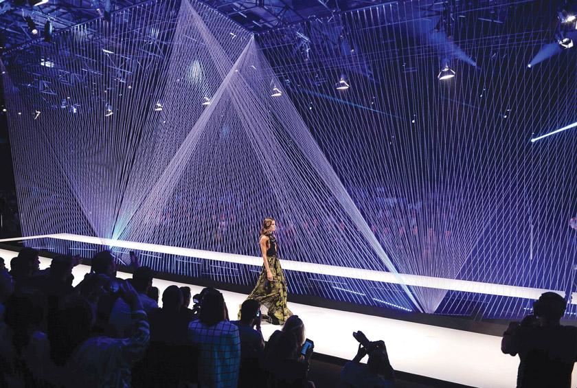Projeto Senai Fashion Brasil, atendido pela Samba, estimula a moda e reforça o papel da educação na criação de um mercado mais sólido