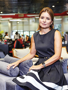 Maria Laura Nicotero, Presidente da Momentum no Brasil